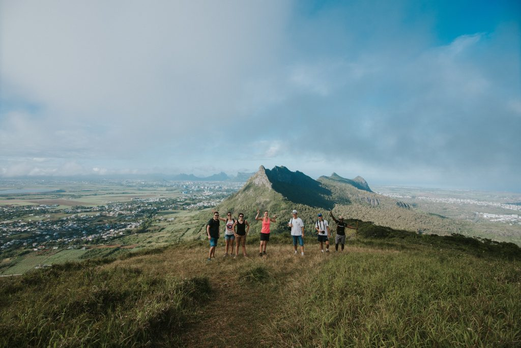 le pouce mauritius, Hiking Above the Clouds, Focus Photography Mauritius, Focus Photography Mauritius