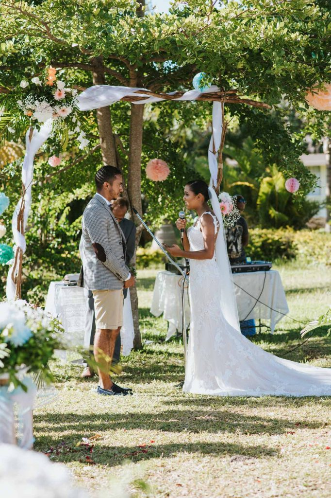 Elegant Summer Wedding, Yansley & Jennifer's Elegant Summer Wedding – December 17, 2018, Focus Photography Mauritius